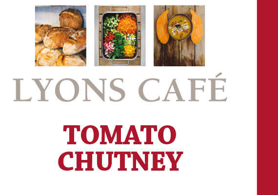 Packaging Design for chef Gary Staffords Lyons Café in Sligo.