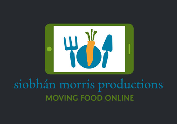Branding for Organic Consultant, Producer and Editor, Siobhán Morris.
